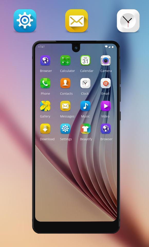 Tema Para Galaxy S6 4k Flowers Wallpaper For Android Apk