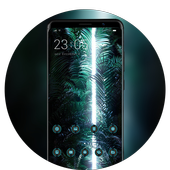 Lights in the dark cluster theme | LG Q9 launcher icon