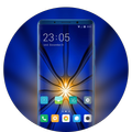 Theme for tecno EMUI 5 fantastic light wallpaper