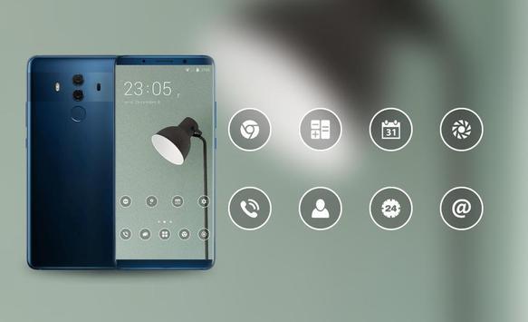 Theme for Huawei P20 wallpaper screenshot 3