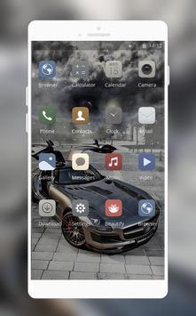 Luxury car theme | super sports launcher screenshot 1