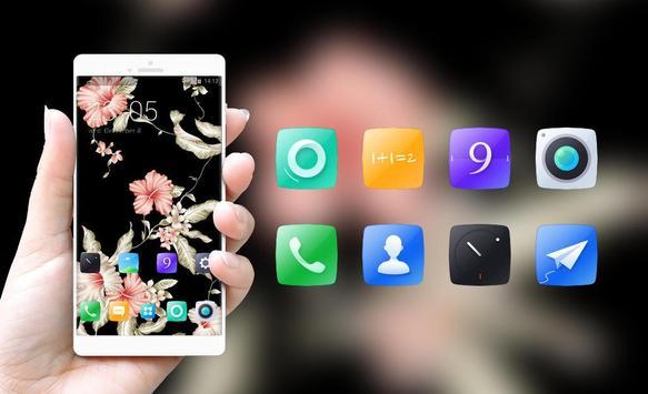 Ulefone U008 Pro theme   Feminine style screenshot 3