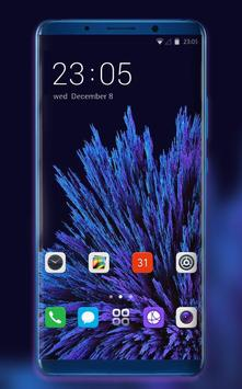 Theme for huawei note 9 wallpaper poster
