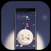 Theme for Redmi note 5 pro mi wallpaper icon
