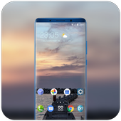 Theme for huawei mate 20 pro wallpaper icon
