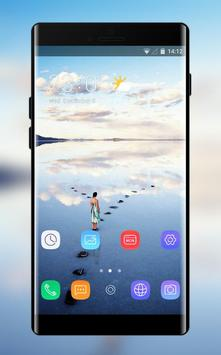 Theme for huawei mate 20x wallpaper poster
