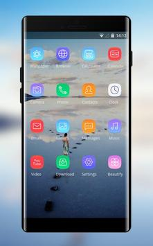 Theme for huawei mate 20x wallpaper screenshot 1