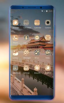 Theme for huawei honor magic 2 wallpaper screenshot 1