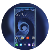 Theme for huawei honor magic 2 wallpaper icon