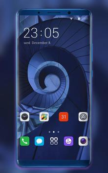 Theme for huawei honor magic 2 wallpaper poster