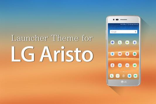 Launcher Theme for LG Aristo for Android - APK Download
