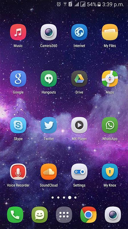 Launcher Theme for Nokia 8 for Android - APK Download
