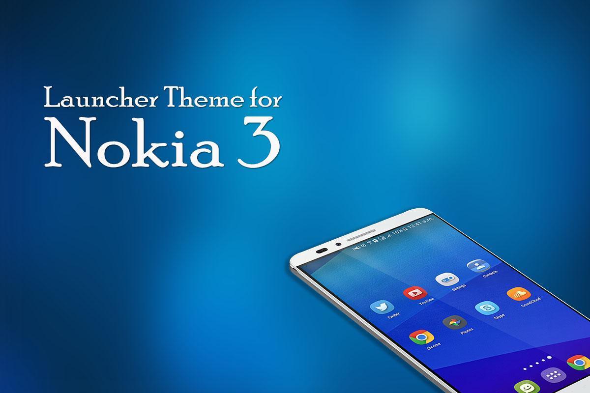 nokia 3 launcher apk download