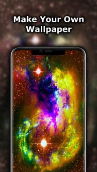코스모스 배경 화면 4k 스크린샷 3
