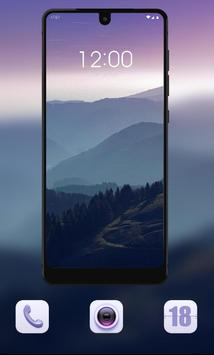 Mountain scenery theme | natural earth view for Android - APK Download