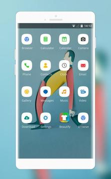 Theme for nokia 3.1 plus wallpaper screenshot 1