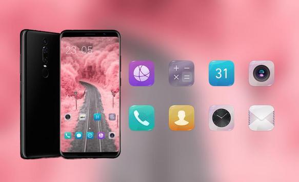 Dream track theme   xiaomi Mi 9 launcher screenshot 3