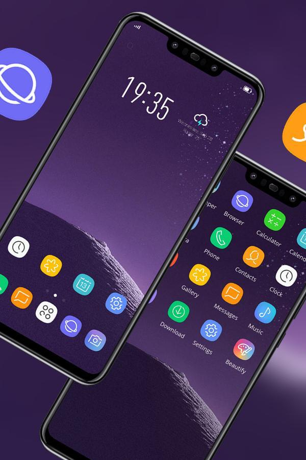 Theme For Galaxy Note 8 4k Wallpaper For Android Apk Download