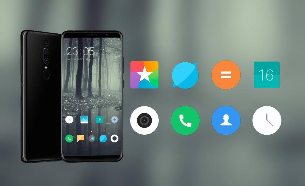 Quiet Forest Theme Lg Q9 Original Wallpaper For Android