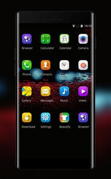 Theme for Samsung Galaxy A9 wallpaper screenshot 1