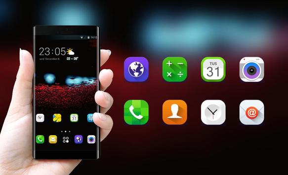 Theme for Samsung Galaxy A9 wallpaper screenshot 3
