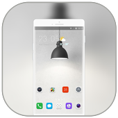 Theme for simple life style light wallpaper icon