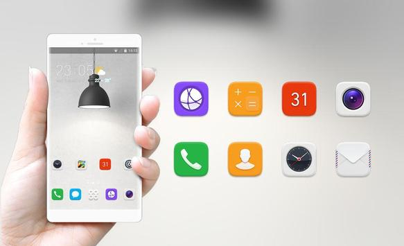 Theme for simple life style light wallpaper screenshot 3