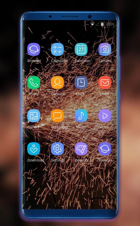 Theme For Samsung Galaxy Note 8 Wallpaper For Android Apk