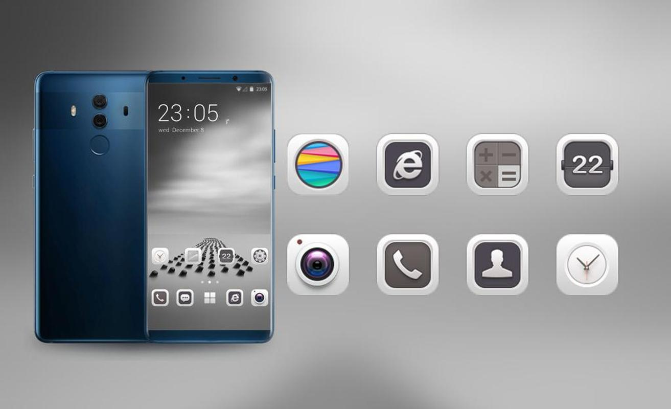 Theme For Redmi 4a Black Simple Wallpaper For Android Apk Download