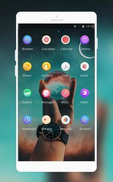 Xiaomi Poco F1 theme | Fantasy glass ball screenshot 1