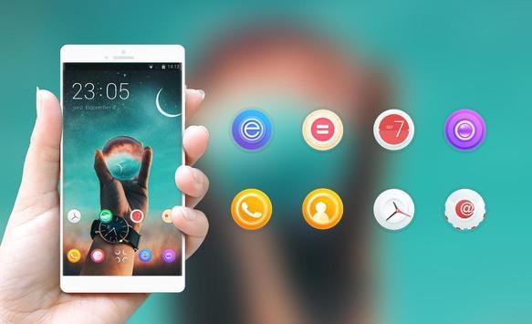 Xiaomi Poco F1 theme | Fantasy glass ball screenshot 3