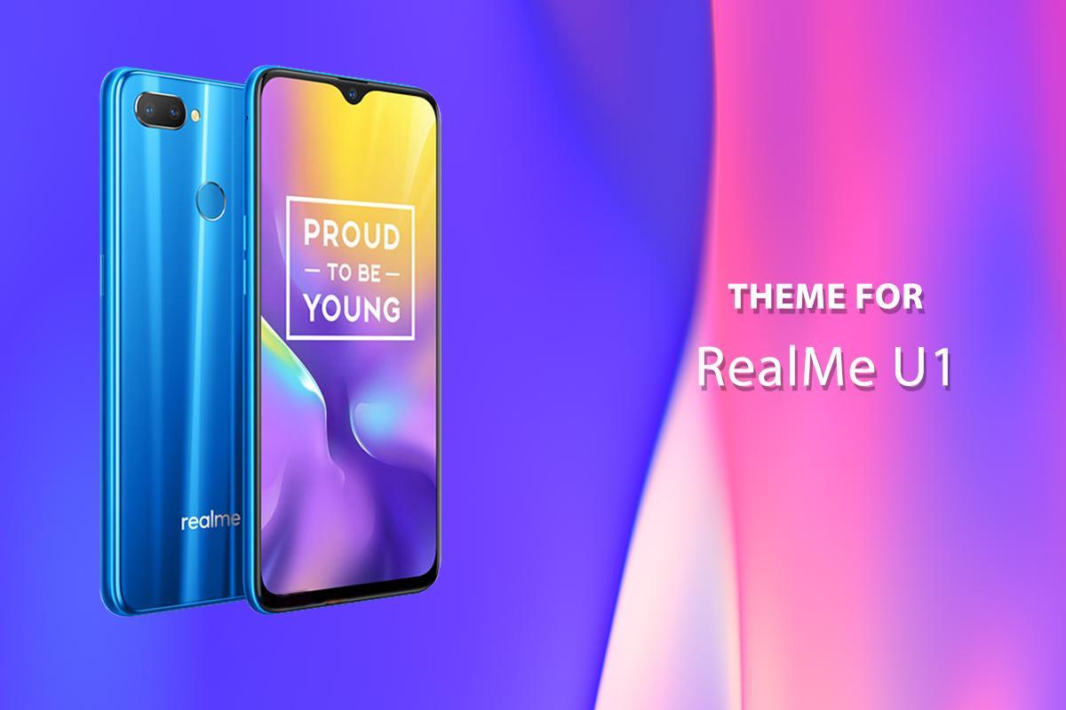 Theme for Realme U1 for Android - APK Download