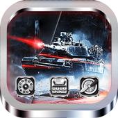 War Theme Of The Tank Battle 2019 icon