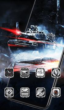 War Theme Of The Tank Battle 2019 screenshot 8