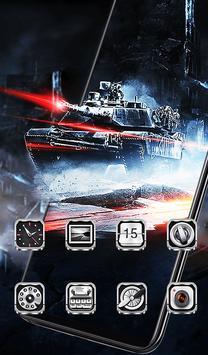 War Theme Of The Tank Battle 2019 poster