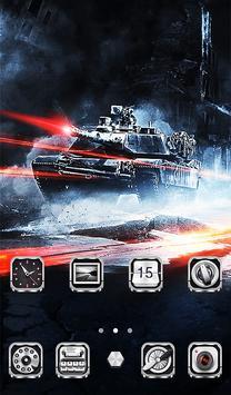 War Theme Of The Tank Battle 2019 screenshot 2