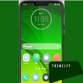 Theme for Motorola Moto G7 / Moto G7 icon