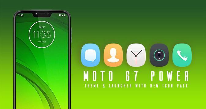 Theme for Motorola Moto G7 / Moto G7 screenshot 1