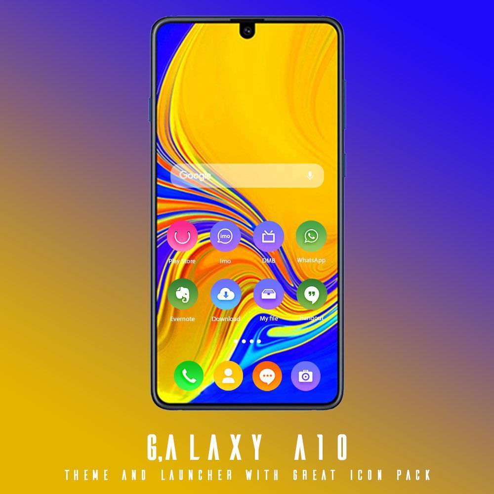 Theme Wallpaper For Galaxy A10 For Android Apk Download