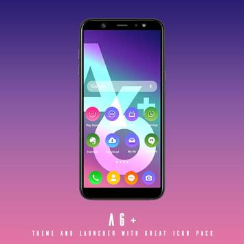 Theme for G A6 Plus poster