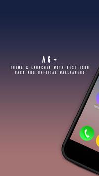 Theme for G A6 Plus screenshot 1