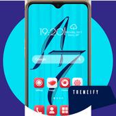 Theme for Oppo A7 icon
