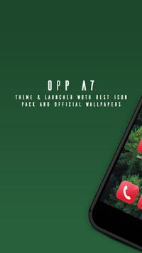 Theme for Oppo A7 poster