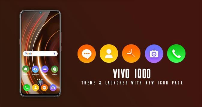 wallpaper & Theme for vivo iqoo screenshot 1