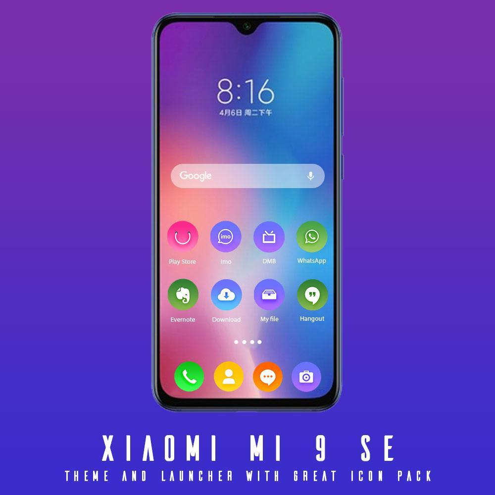 Theme & Wallpaper for Xiaomi Mi 9 for Android - APK Download