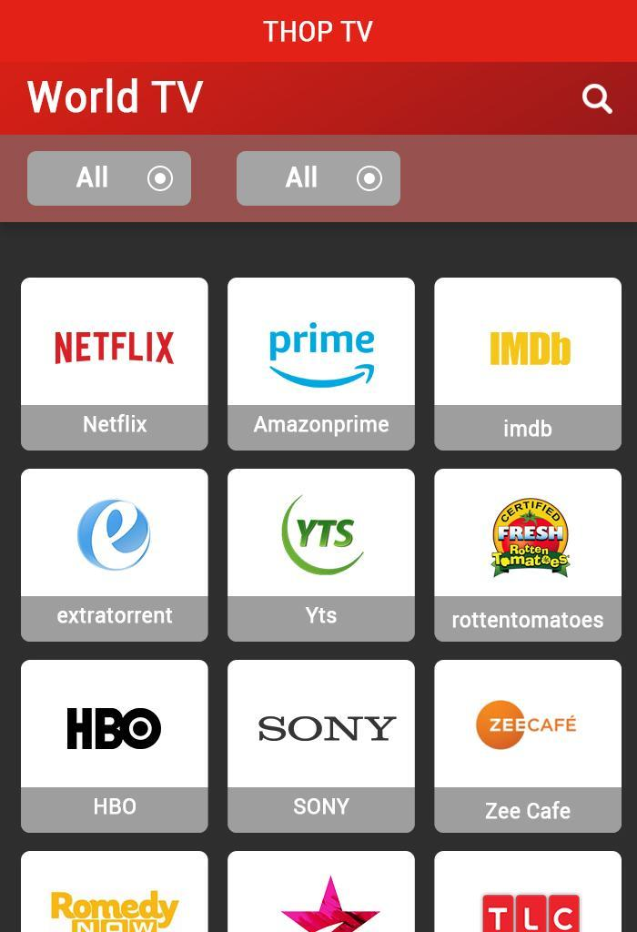 Guide for THOP TV - Free HD Live TV Guide for Android - APK Download