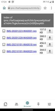 IPFS Lite screenshot 3
