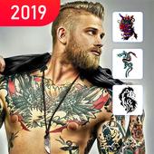 Tattoo Designs 2019 - Tattoo My Photo Editor icon