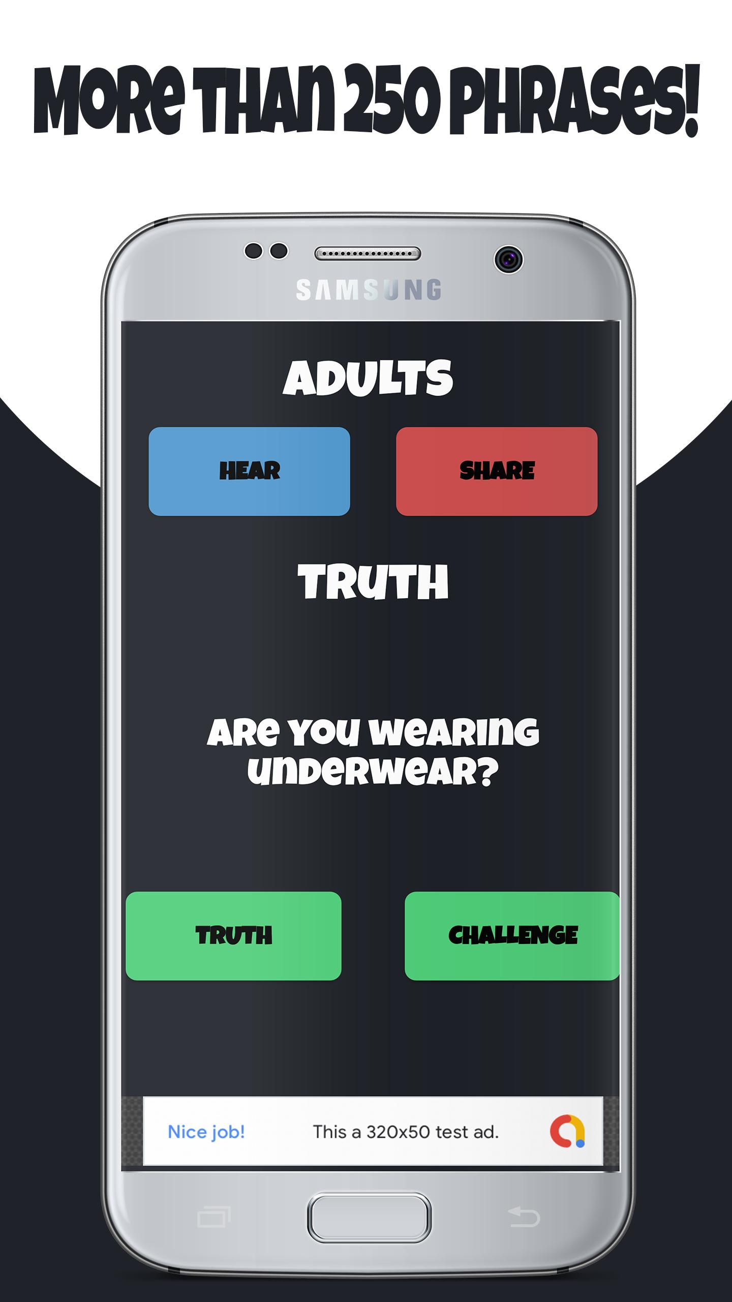 Truth or Dare 🔝🎉 Dirty (drinking games) for Android - APK