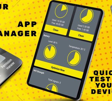 Titan Booster - Boost Speed Up Your Phone captura de pantalla 10